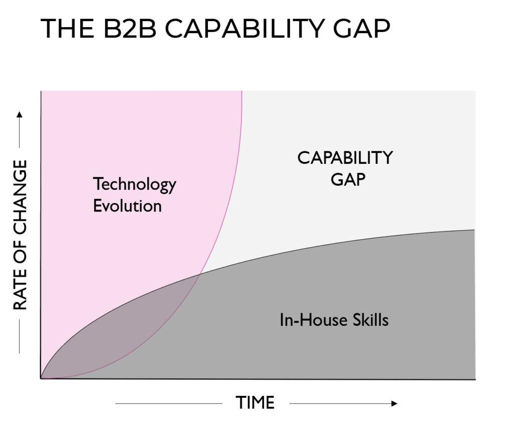 The B2B Capability Gap
